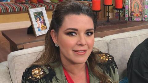 En comerciales: Alicia Machado habló de los truquitos que usa para ocult...