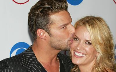 La modelo Rebecca de Alba confesó que perdió un bebé de Ricky Martin cua...