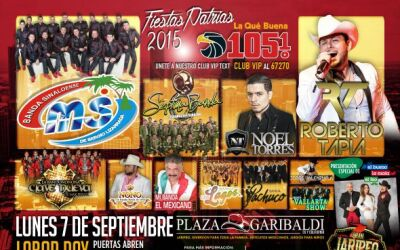 Fiestas Patrias 2015 Chicago
