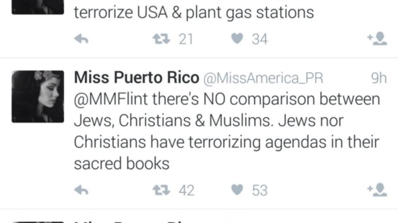 Tuits Miss Puerto Rico