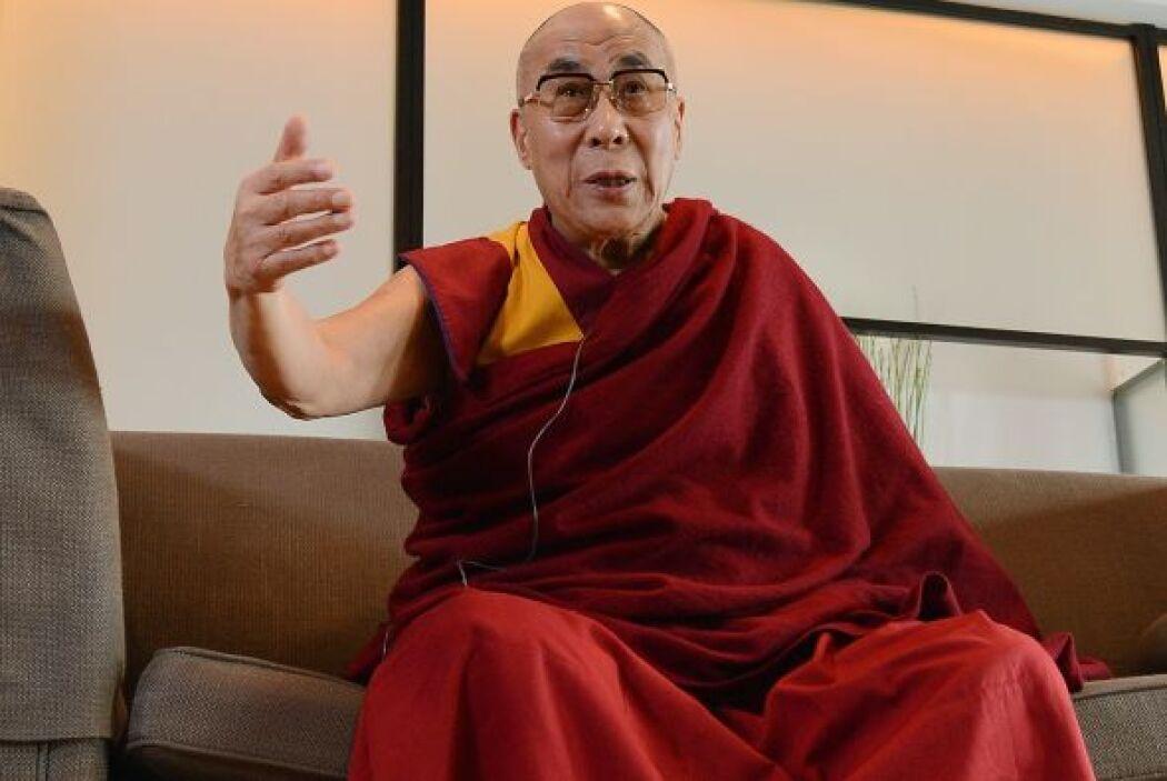 El líder espiritual tibetano, el Dalái Lama, felicitó hoy a Barack Obama...