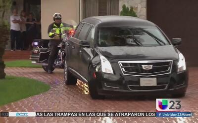 Todo listo para el funeral público de José Fernández