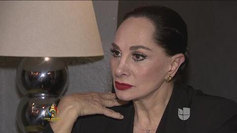 Susana Dosamantes nos contó cómo fueron los inicios de Paulina Rubio