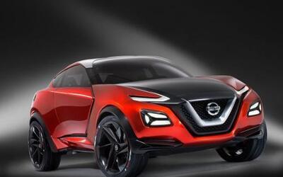 La firma japonesa presentó en el Salón de Frankfurt el Nissan Gripz Conc...