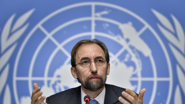 Llega a México el Alto Comisionado de la ONU para DDHH GettyImages-48844...