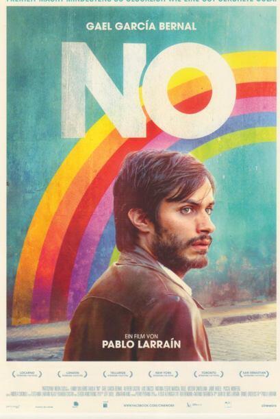"""""""No"""": una buena película para disfrutar con los amigos...."""