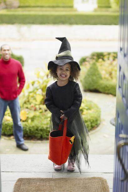 Además de tener un Halloween más sano, si incluyes a tus h...