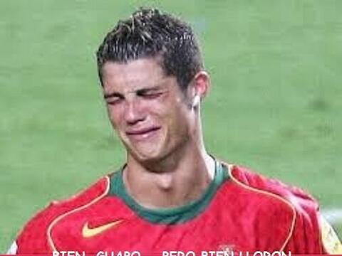 Cristiano Ronaldo lloró su salida.Todo sobre el Mundial de Brasil...