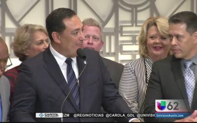 Acevedo se despide de Austin tras nueve años como jefe de policía