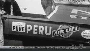 Dos peruanos hacen historia en el primer Daytona