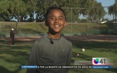 Más que un balón: El futbol ayudó a un niño a integrarse a la sociedad