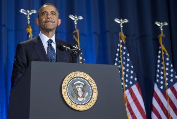 1. BARACK OBAMA  Puesto- Presidente de Estados Unidos.  Organización- Go...