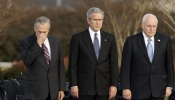 George W Bush, Dick Cheney, Donald Rumsfeld