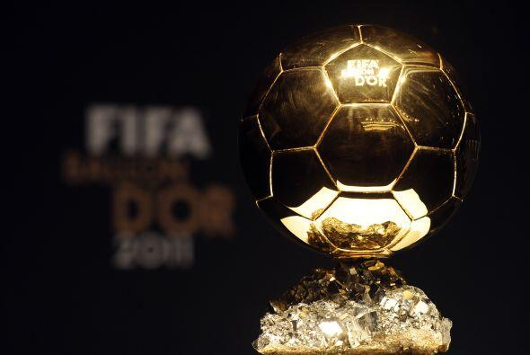 Se cumplió el plazo para conocer al gnador del Balón de Oro 2011.