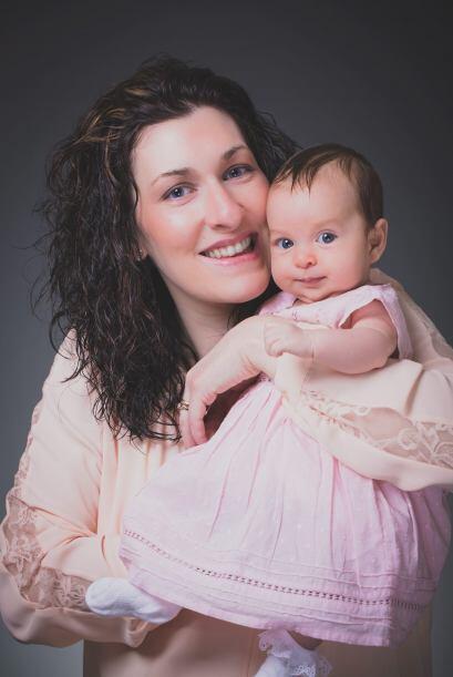 La mujer a quien su sistema inmune le impedía quedar embarazada,...
