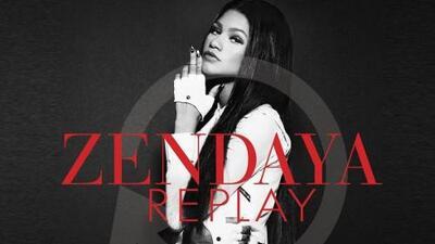 Zendaya debuta en Uforia con su tema 'Replay'