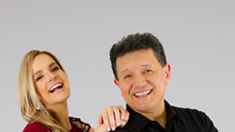 Renzo y Maria Esther