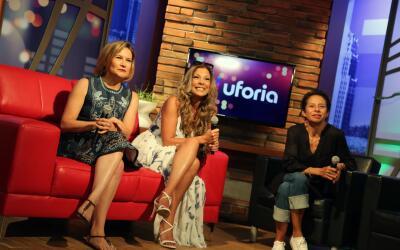 Flans en el Uforia Lounge