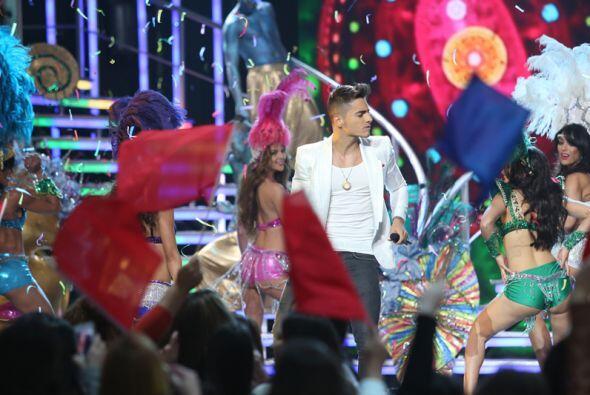 El Pretty Boy, Dirty Boy llegó con todo para encender el escenari...