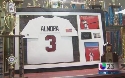 Conozca a Albert Almora, el pelotero de Hialeah que brilló en la Serie M...