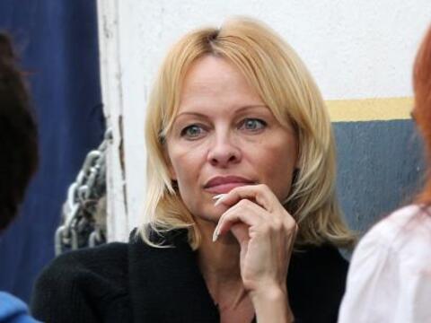 Pamela Anderson está pasando por unos días bastante compli...