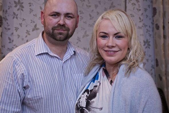 La pareja que vive en el condado de Limerick, en Irlanda después de sufr...