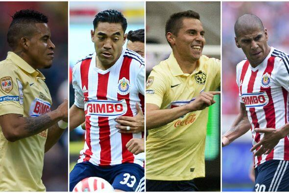 Te presentamos las calificaciones de los jugadores de Chivas y de Améric...