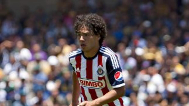 Giovani Hernández anotó el gol de la igualada sobre el minuto 90.