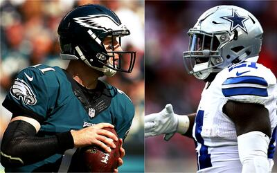El trailer de Halloween del Eagles vs. Cowboys