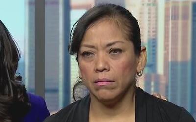 Madre a punto de deportación con un hijo enfermo