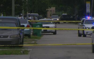Una persona resultó herida en un tiroteo en el noroeste de Miami-Dade