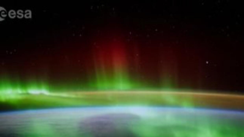 Increíble vista de la Tierra desde el espacio en HD