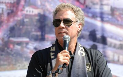"Will Ferrell sobre construcción de estadio de LAFC ""Tendremos un estadio..."