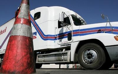 Choferes de camión en Texas deberán entrenarse para reconocer casos de t...