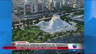 Aprueban arrendamiento de terrenos para museo de George Lucas