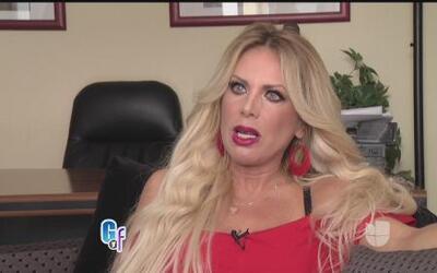 Lorena Herrera está muy molesta con la revista Playboy