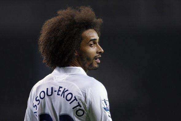 Benoit Assou-Ekotto del Tottenham. También del cuadro londinense,...