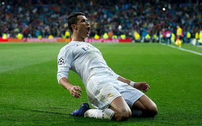 Cristiano Ronaldo es el máximo goleador del torneo con doble los goles d...