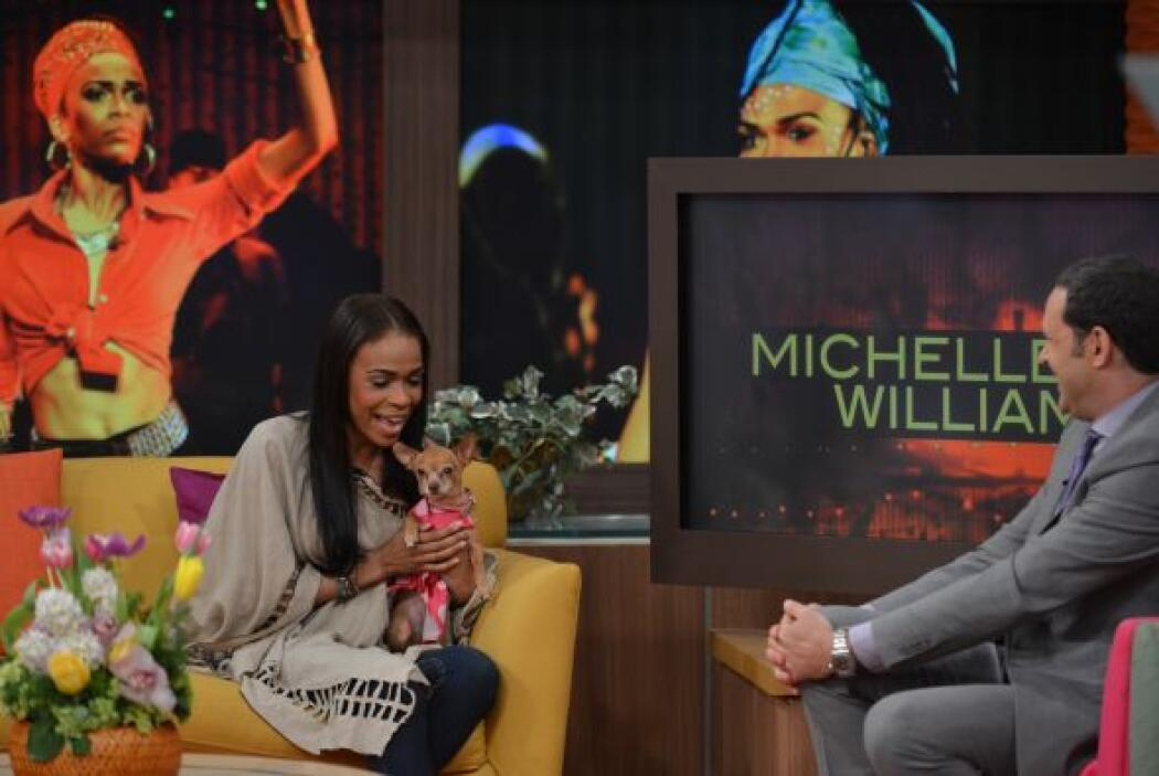 Michelle Williams habló de su papel en el musical de Broadway, en el cua...