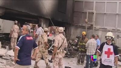 Un muerto por una explosión en México