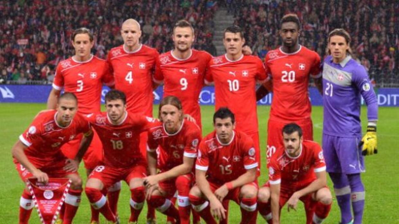 Suiza será cabeza de serie en el Mundial de 2014 y con ello aspira a por...