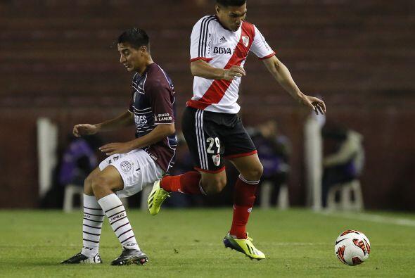 Llegó a River Plate después de una polémica salida del Cruz Azul de Méxi...