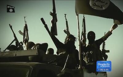 Grupo terrorista ISIS representa un peligro inminente