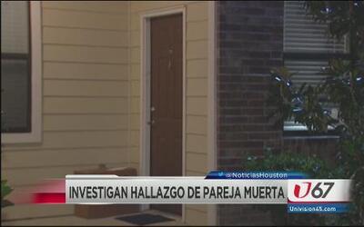 Encuentran a una pareja muerta en su casa