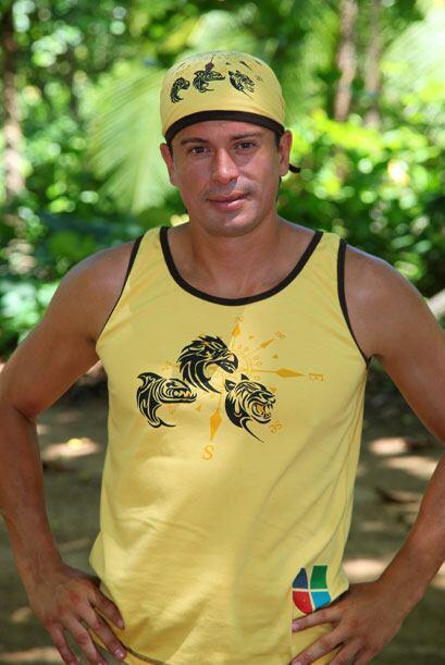Jonathan inició en los Jaguares, después fue 'adoptado' por las Barracud...