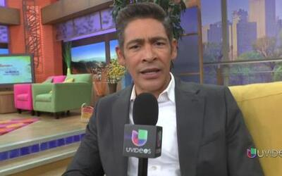 Johnny Lozada se enorgullece de ser hispano en Estados Unidos