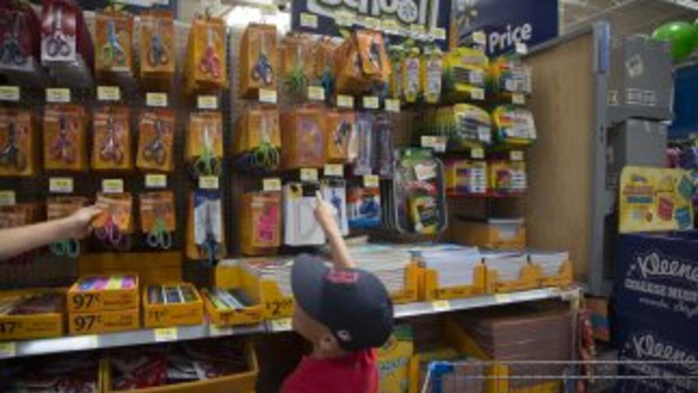 Walmart tiene descuentos especiales para este regreso a clases.