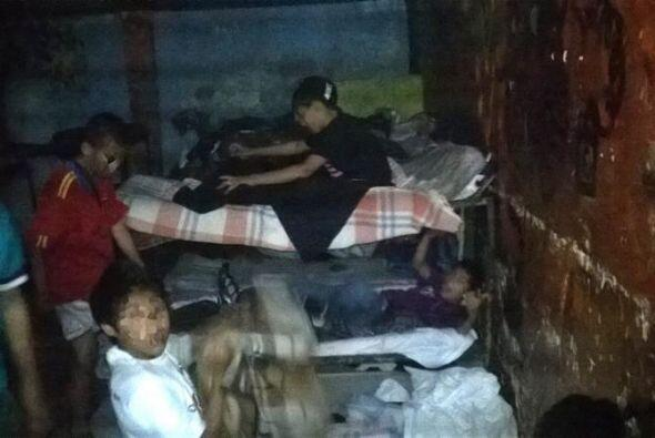 El Ejército y la Policía mexicana liberaron a 458 ni&ntild...