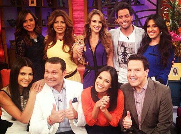 """""""Ser parte de la familia de @DespiertaAmeric  es un sueño hecho realidad..."""