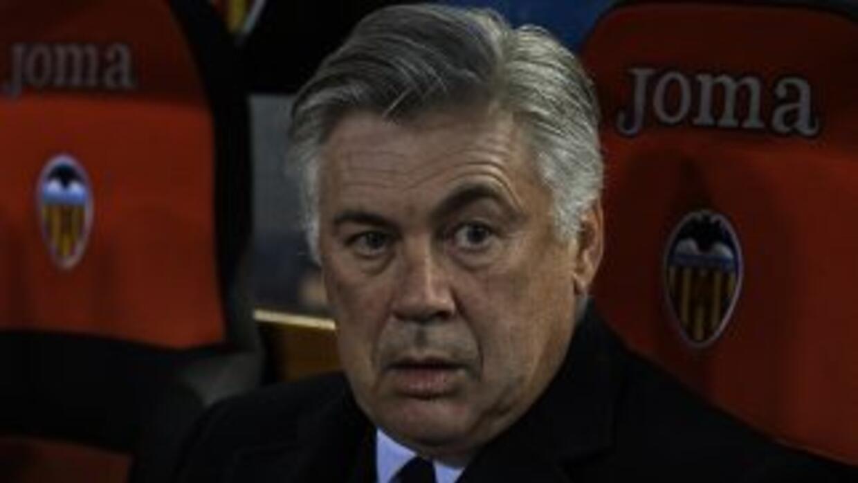 Ancelotti dejó en claro que no quiere movimiento alguno en su plantel en...